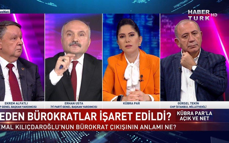 Açık ve Net - 17 Ekim 2021(CHP Lideri Kemal Kılıçdaroğlu bürokratlar için neler söyledi?)