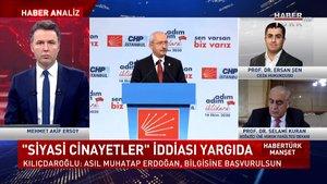 Habertürk Manşet - 18 Ekim 2021 (Siyasette bürokrata çağrı polemiği)