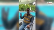Kadir İnanır'dan videolu mesaj