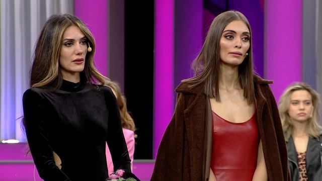 Melisa ve Zahra'nın düellosu!