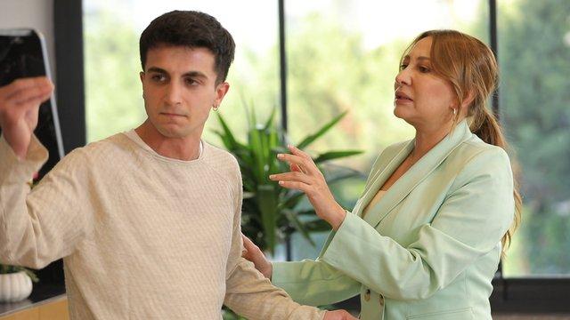 """""""Benim oğlum falan yok!"""""""