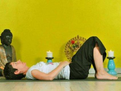 Öfke yönetimi için 6 yoga pozu...