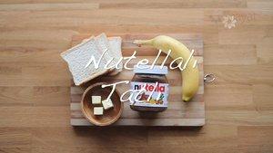 Nutellalı tatlı nasıl yapılır?