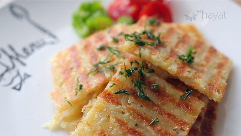 Patates tost tarifi!