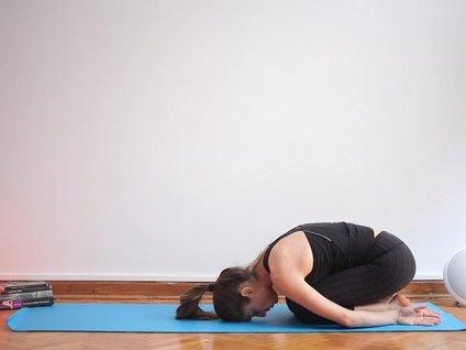 Gaz sorununa yogayla çözüm