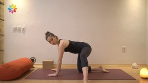 Yumurtalık kistlerine yoga pozlarıyla çözüm