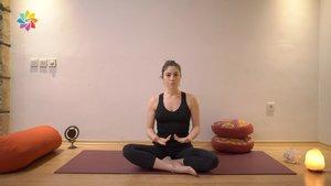 Rahim ağrısına yoga pozları