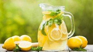 Neden limonlu su içmeliyiz?