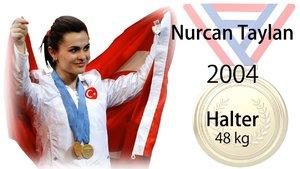 Olimiyatlarda madalya almış kadın sporcularımız