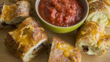 Ekmek arası mini köfteler