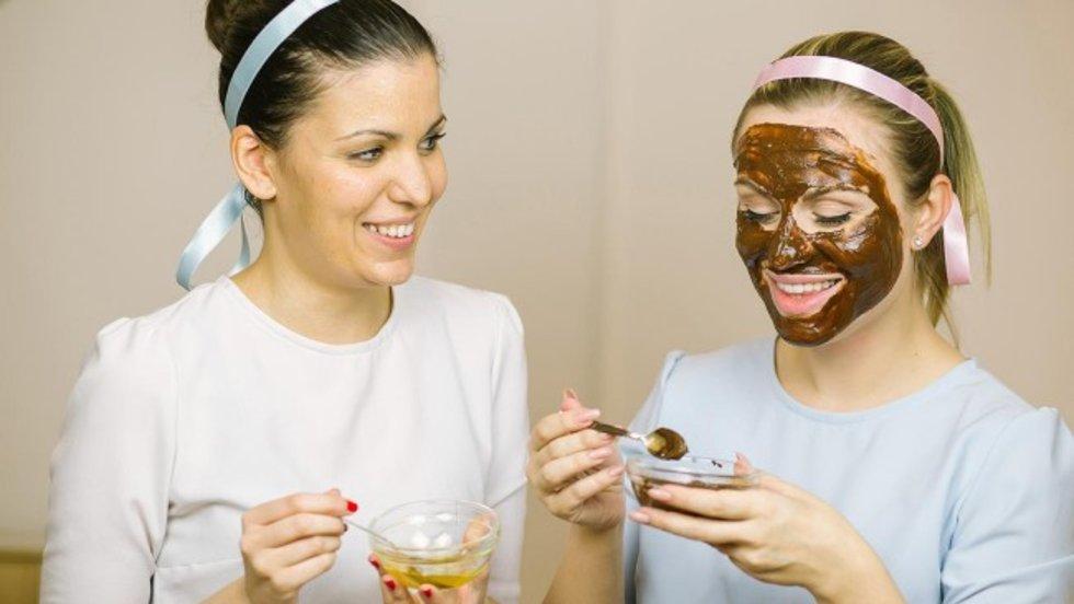 Mutfaktaki malzemelerle maske tarifleri