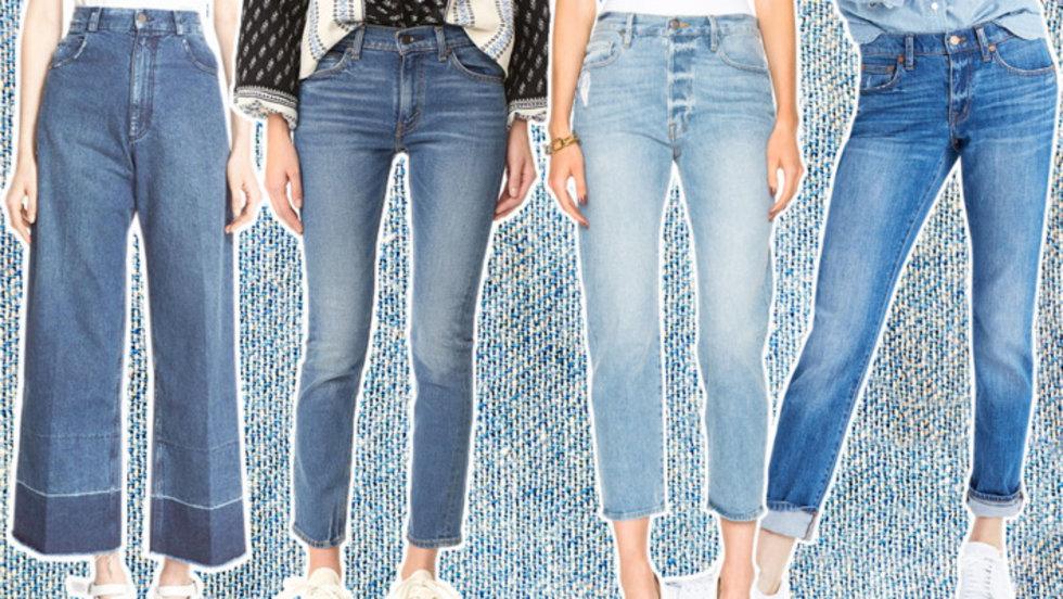 Bedene göre kot pantolon nasıl seçilir?