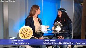 İstanbul Otizm Gönüllüleri Derneği kurucusu Sedef Erken'le Türkiye'de otizm algısı