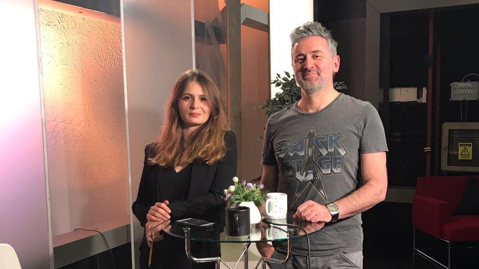 Senarist, yazar Meriç Demiray'la Türk dizileri ve kitaplar hakkında konuşuyoruz
